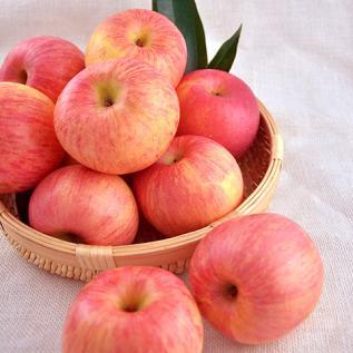 毛主席吃过并夸过的烟台苹果栖霞红富士80#300斤起批